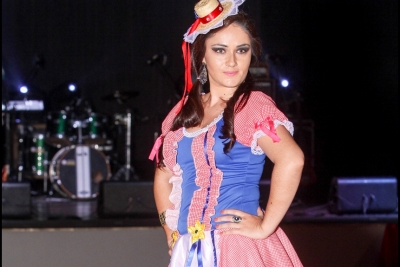 Final do Concurso da Rainha Faici 2015